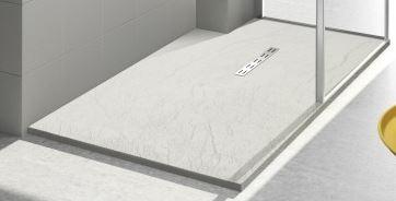 receveur kinestone blanc kinedo. Black Bedroom Furniture Sets. Home Design Ideas