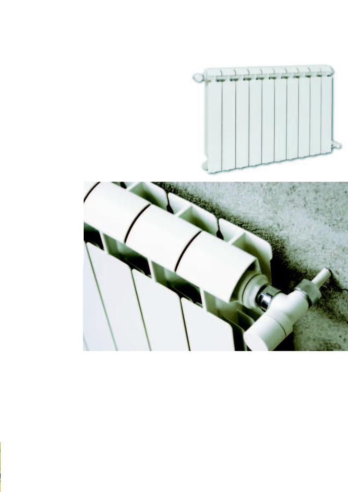 Radiateur aluminium chauffage central latest le bambou comme une vidence quand verticalit et - Quand allumer le chauffage ...