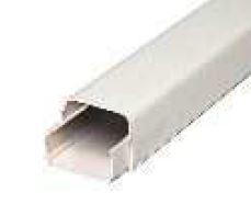Goulotte climatisation couleur goulotte protection cable for Protection climatiseur exterieur