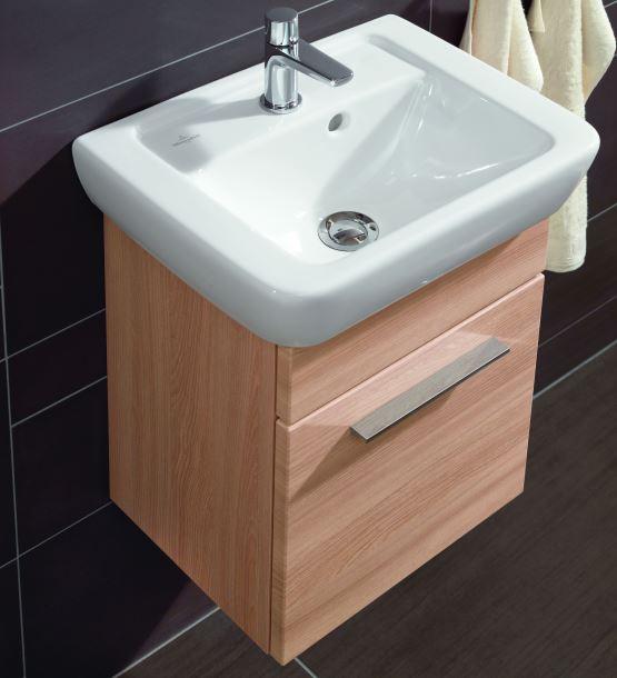 Meuble sous vasque verity design 1 porte - Meuble sous vasque design ...