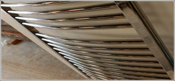 Radiateurs aluminium radiateurs s che serviettes - Radiateur seche serviette aluminium ...